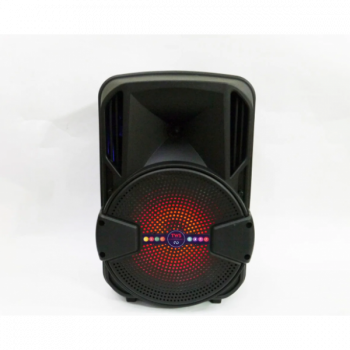Портативна бездротова bluetooth колонка - валіза UKC ALP-801 8 з караоке (S-00395)