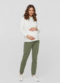 Спортивные штаны с лампасами для беременныхullababеublin Хаки