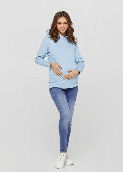 Джинсы для беременныхullababekins Светло-синий