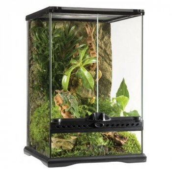 Террариум Exo Terra стеклянный Natural Terrarium, 30х30х45 см