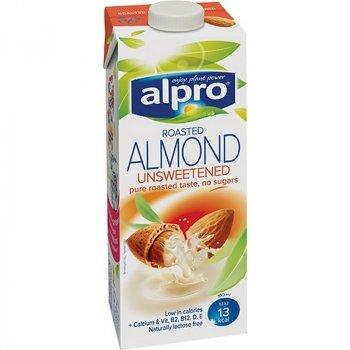 Миндальное молоко без сахара Alpro (1 л)