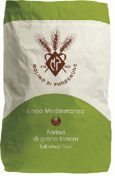 Итальянская мука Molino di Pordenone MANITOBA (25 кг)