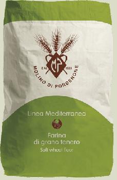 Итальянская мука Molino di Pordenone MANITOBA+ (25 кг)