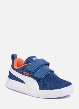 Кросівки Puma Courtflex v2 Mesh V PS 37175801 Блакитні