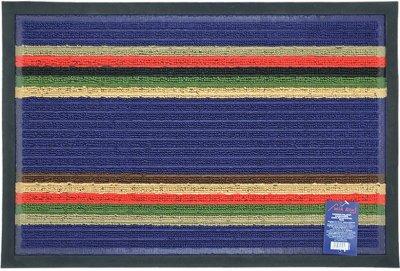 Придверний килимок Мой Дом 40х60 Синій (TZR01430/Bl)