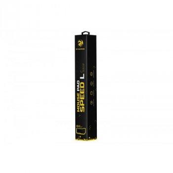 Игровая поверхность 2E Gaming Mouse Pad Speed L Black (2E-PGSP310B)
