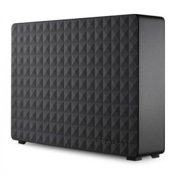 """Накопичувач зовнішній HDD 3.5"""" USB 8.0 TB Seagate Expansion Black (STEB8000402)"""