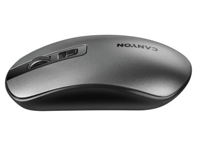 Миша бездротова Canyon Dark Grey (CNS-CMSW18DG) USB