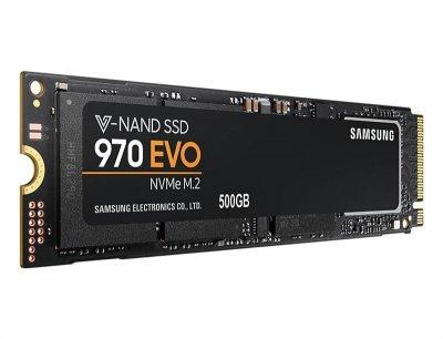 Накопичувач SSD 500GB Samsung 970 EVO M. 2 PCIe 3.0 x4 V-NAND MLC (MZ-V7E500BW)