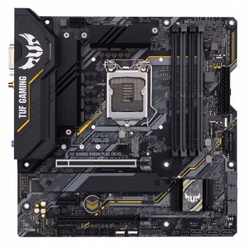 Материнська плата Asus TUF Gaming B460M-Plus (Wi-Fi) Socket 1200