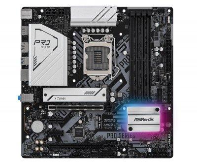 Материнська плата ASRock Z590M Pro4 Socket 1200