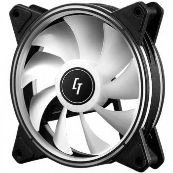 Вентилятор Chieftec Nova NF-1225RGB; 120х120х25мм, 3-pin, 4-pin