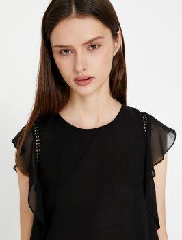 Блузка Koton 8YAK68412PW-999 Black