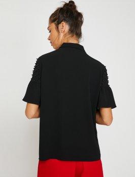 Блузка Koton 8YAK68511PW-999 Black