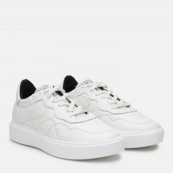 Кеды кожаные Mida 31398(548) Белые