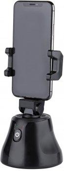Штатив Apexel Smart Robot Cameraman з датчиком руху 360° Black (APL-SSRCb)