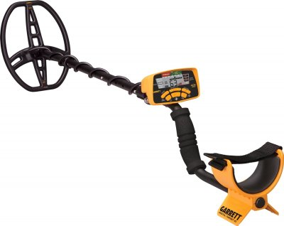 Металлоискатель Garrett ACE 400i Special + Целеуказатель Garrett Pro-Pointer AT + Аккумулятор AA-2700 мА·ч (4 шт) + Зарядное устройство