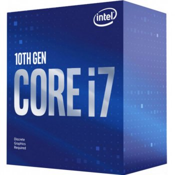 Процесор Intel Core i7-10700KF 3.8 GHz/16MB (BX8070110700KF) s1200 BOX
