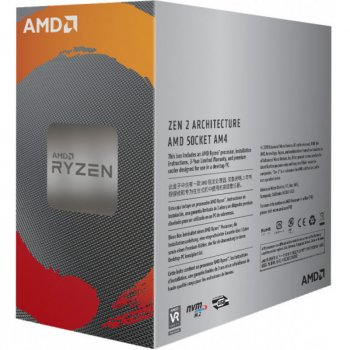 Процесор AM4 AMD Ryzen 5 3600 Box (100-100000031BOX)