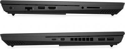 Ноутбук HP Omen 15-ek0028ur (232J4EA) Black