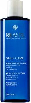 Міцелярна вода очисна для обличчя й очей Rilastil Daily Care 400 мл (8033224814841)