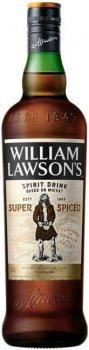 Виски WIlliam Lawson's Super Spiced 3 года выдержки 0.7 л 35% (5019752001281)