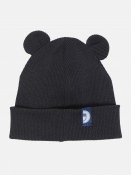 Демисезонная шапка Dembohouse Весна 2021 Мехмет 21.02.007 44 см Синяя (2210200744194)
