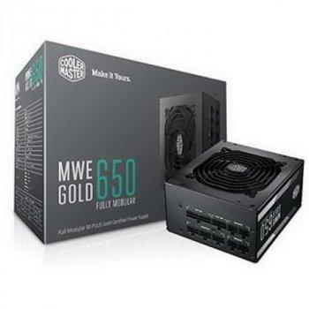 Блок живлення CoolerMaster MWE 650W Gold (MPY-6501-AFAAG-EU)