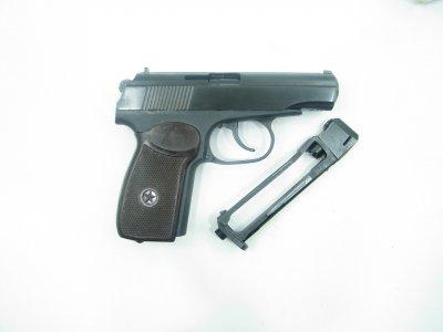 Пістолет пневматичний Байкал МР-654К 32 серія