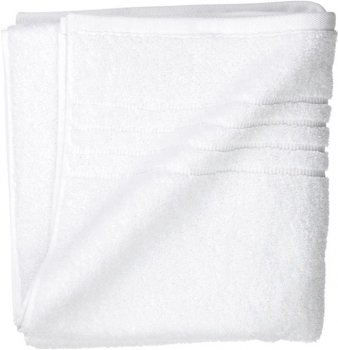 Полотенце Kela Leonora 50x100 Белое (23207) (4025457232077)