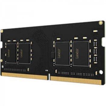 Модуль памяти для ноутбука SoDIMM DDR4 4GB 2666 MHz Lexar (LD4AS004G-R2666G)