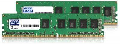 Модуль памяти DDR4 2x8GB/2400 GOODRAM (GR2400D464L17S/16GDC)
