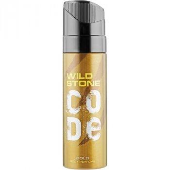 Туалетная вода для мужчин Wild Stone Code Gold 120 мл (8904006306215)