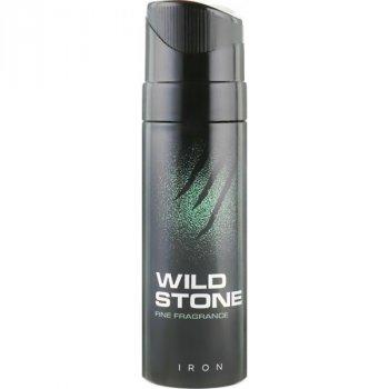 Туалетная вода для мужчин Wild Stone Iron 120 мл (8904006307366)