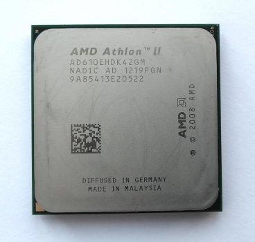 Процесор AMD Athlon II X4 610e 2,4 GHz sAM3 45w Tray (AD610EHDK42GM ) Propus Б/У