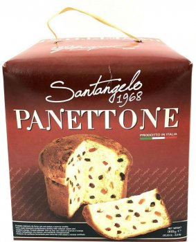Паска Santangelo Panettone Classico 908 г (8003896080059)
