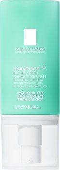 Интенсивный увлажняющий крем La Roche-Posay Hydraphase HA Rich для сухой чувствительной кожи лица 50 мл (3337875731409)