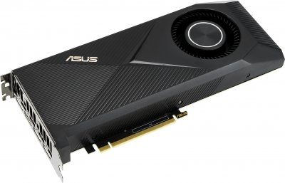 Asus PCI-Ex GeForce RTX 3070 Turbo 8GB GDDR6 (256bit) (1725/14000) (3 x DisplayPort, HDMI) (TURBO-RTX3070-8G)