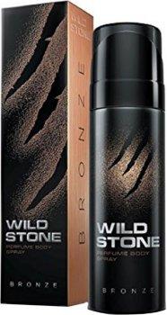 Туалетная вода для мужчин Wild Stone Body Perfume Bronze 120 мл (8904006305584)