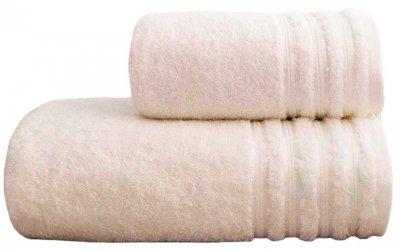 Полотенце Love You VIP Cotton 50x90 Крем (4820000005866)