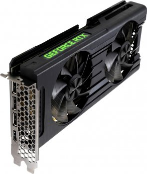 Gainward PCI-Ex GeForce RTX 3060 Ghost OC 12GB GDDR6 (192bit) (1837/15000) (3 x DisplayPort, HDMI) (NE63060T19K9-190AU)