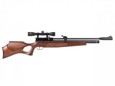 Пневматична гвинтівка Beeman Commander PCP + приціл 4х32