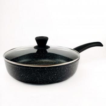 Сковорода глубокая с крышкой Ringel Koriander 28 см