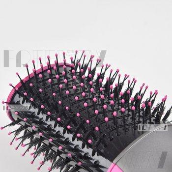 Фен щітка щітка для укладання і завивки волосся з іонізацією DSP 1000Вт (50052)