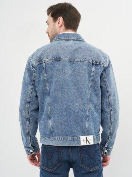 Джинсовая куртка Calvin Klein Jeans Regular Denim Jacket J30J317758-1BJ Denim Dark
