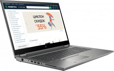 Ноутбук HP ZBook Fury 17 G7 (9UY34AV_V9) Silver