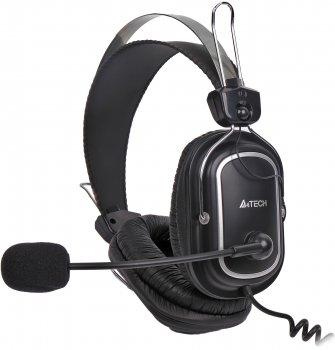 Навушники A4Tech HU-50 Black (4711421952330)