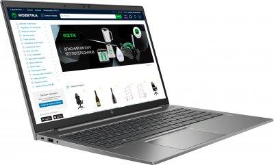 Ноутбук HP ZBook Firefly 15 G8 (1G3U7AV_V14) Silver