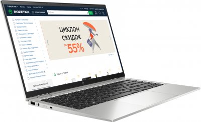 Ноутбук HP EliteBook x360 1040 G8 (1H9X2AV_V1) Silver