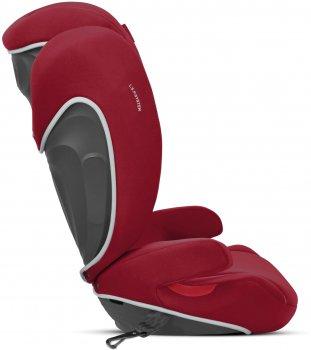 Автокрісло Cybex Solution B-fix Dynamic Red/Mid Red (520004023)